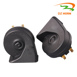 Hot 2*12v Waterproof Snail Horn Loud Car Auto Electric