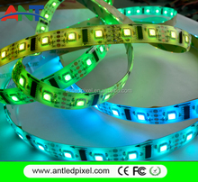 rigid programmable RGB LPD8806 LED strip
