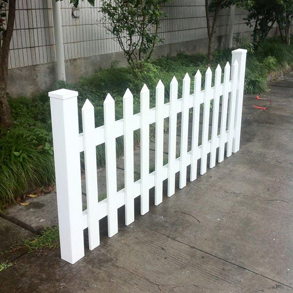 Pvc Portable Fence Panels   Buy Pvc Portable Fence Panels,Cheap Pvc Fence,Plastic  Picket Fence Product On Alibaba.com