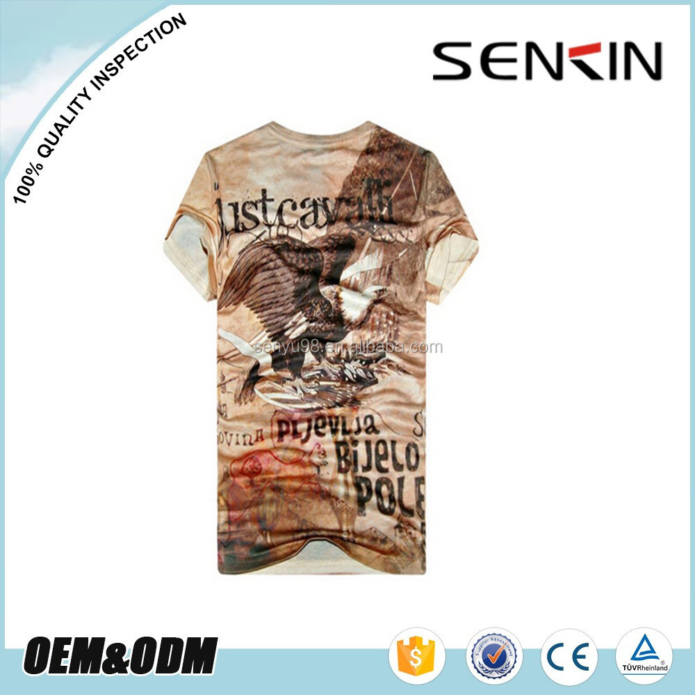 custom printing mens t shirt, wholesale 100% cotton t-shirts by apparel manufacturer