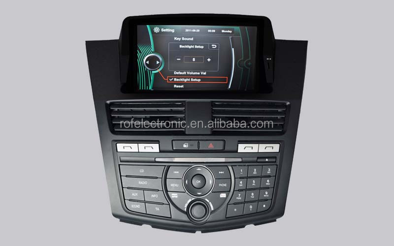2DIN car dvd with GPS,3G,phonebook,pip for 2014 MAZDA BT-50