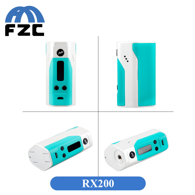 Hot Sale Philippine Makert Mod Vape Reuleaux Rx200 200w Reuleaux ...