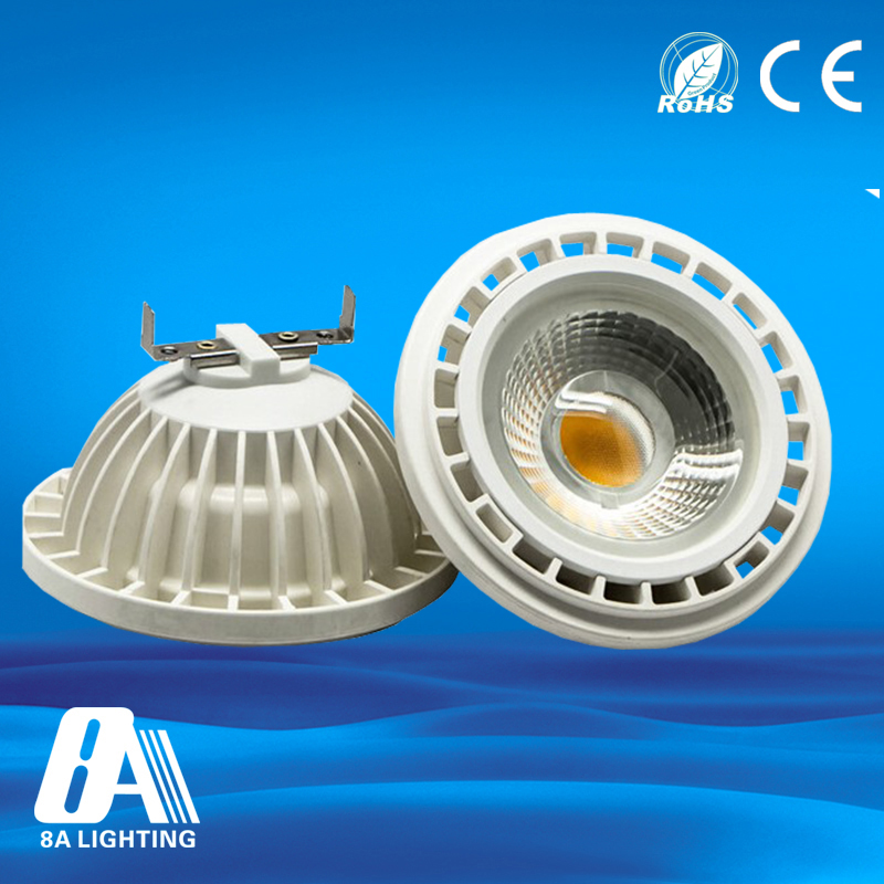 Hot sale COB 10w led spotlight aluminum plastic led spotlight with 24 degree