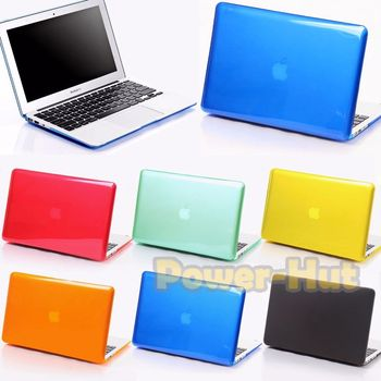 "Wholesale Price Crystal Plastic Hard Case Cover Skin for MacBook pro 15.4"" A1286"