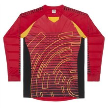 Custom Thailand Kwaliteit Mannen Keepers Kleding Training Jersey <span class=keywords><strong>Voetbal</strong></span> Shirts <span class=keywords><strong>Voetbal</strong></span> Uniformen Keepers Uniformen