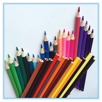 High quality wooden color pencil set 36 for kids