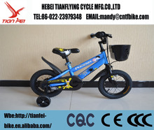 Best price high quality fashion model china children bike(TF-BMX-1604)