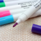 Colored Ink Color and Air Erasable Ink Type Water Vanishing Ink Pen