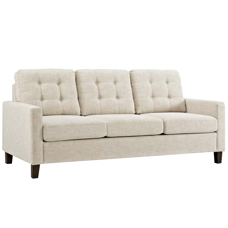 American Style Fabric Folding Sofa Bed Living Room
