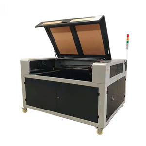For creative&arts wood plank laser cutting machine with high precision and high cost performance