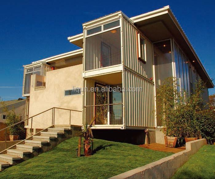 Maison en conteneur prix maison en container par serigne for Maison en acier prix