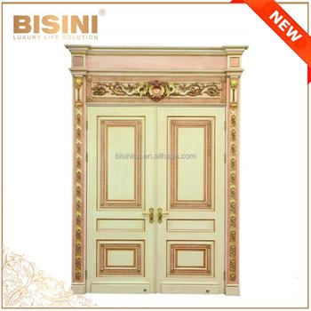Franse barok stijl prachtige roze interieur dubbele deur for Franse stijl interieur