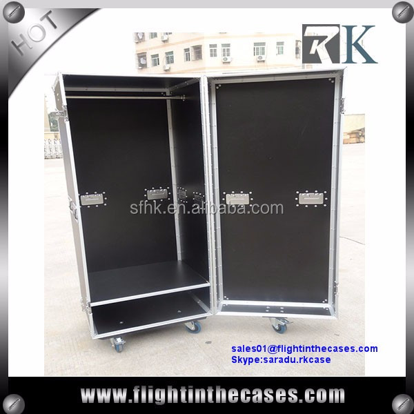 Wardrobe Style Road Trunk Case for Sale
