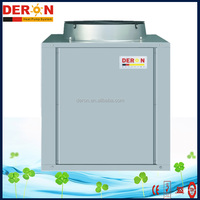 Deron low cost high COP air to water heat pump water heater