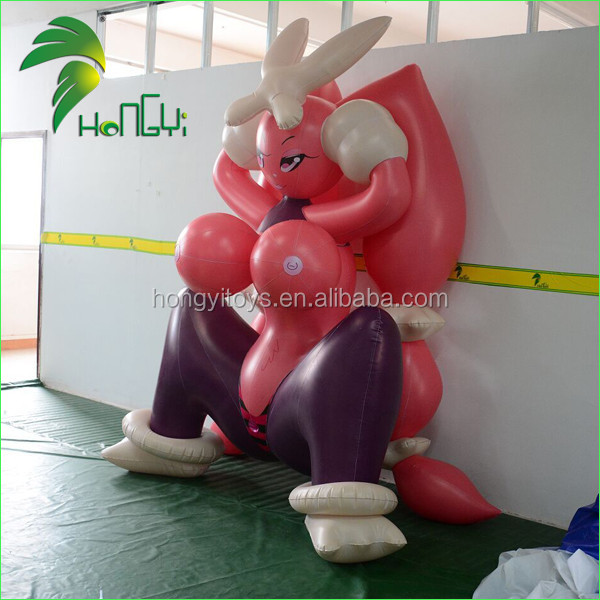 Customized Giant Inflatable Sexy Girl  Inflatable -7573