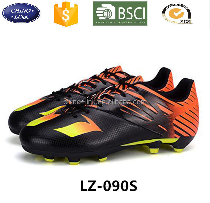 Brand Soccer Shoes for Men Football Boots Soccer Cleats Outdoor Sneakers Botines Zapatos de Futbol Football 2016