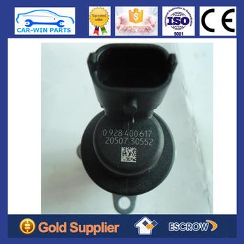 0928400617 0 928 400 617 Fuel Pressure Regulator Control Valve ...