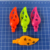 Conch Shaped Whistle Toys for Kids