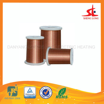 Hot China Manufacturing Dual Coating Enameled Square Copper Wire