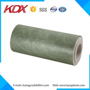 Holographic BOPP Thermal Lamination Film Type Fabric Iridescent Film Roll Textile rainbow iridescent film