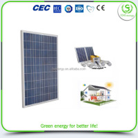 China manufacture newly design poly silicon solar panel 150w