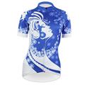 New Beautiful Girls Alien SportsWear Womens Cycling Jersey Cycling Clothing Bike Shirt Size S To 2XL