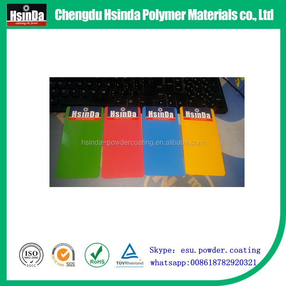 commercial and Industrial Finish Powder Coating Paint
