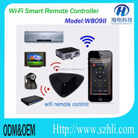 wifi smathome automation host with RF&IR for mobile app to remote control