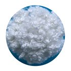 Largest Polyester Staple Fiber Manufacturer Quickly Delivery 7D Hollow Conjugated 100% Recycle Polyester Fiber Staple