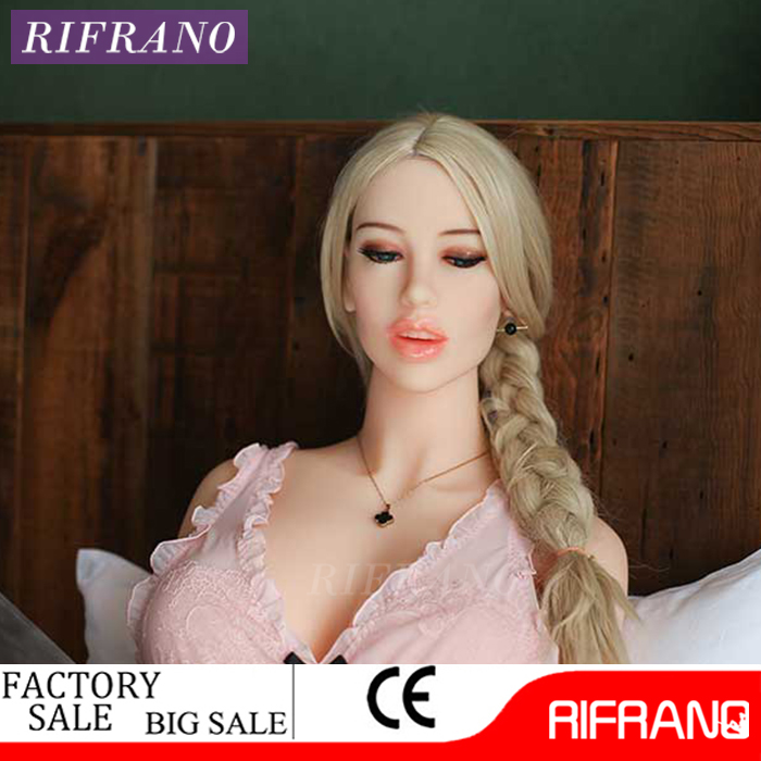 2017 158 cm 165 cm 168 cm Fitness Full Silicone Sex Doll for Man