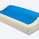 Silica cooling gel oad cover memory foam pillow, shenzhen pillow for wholesale