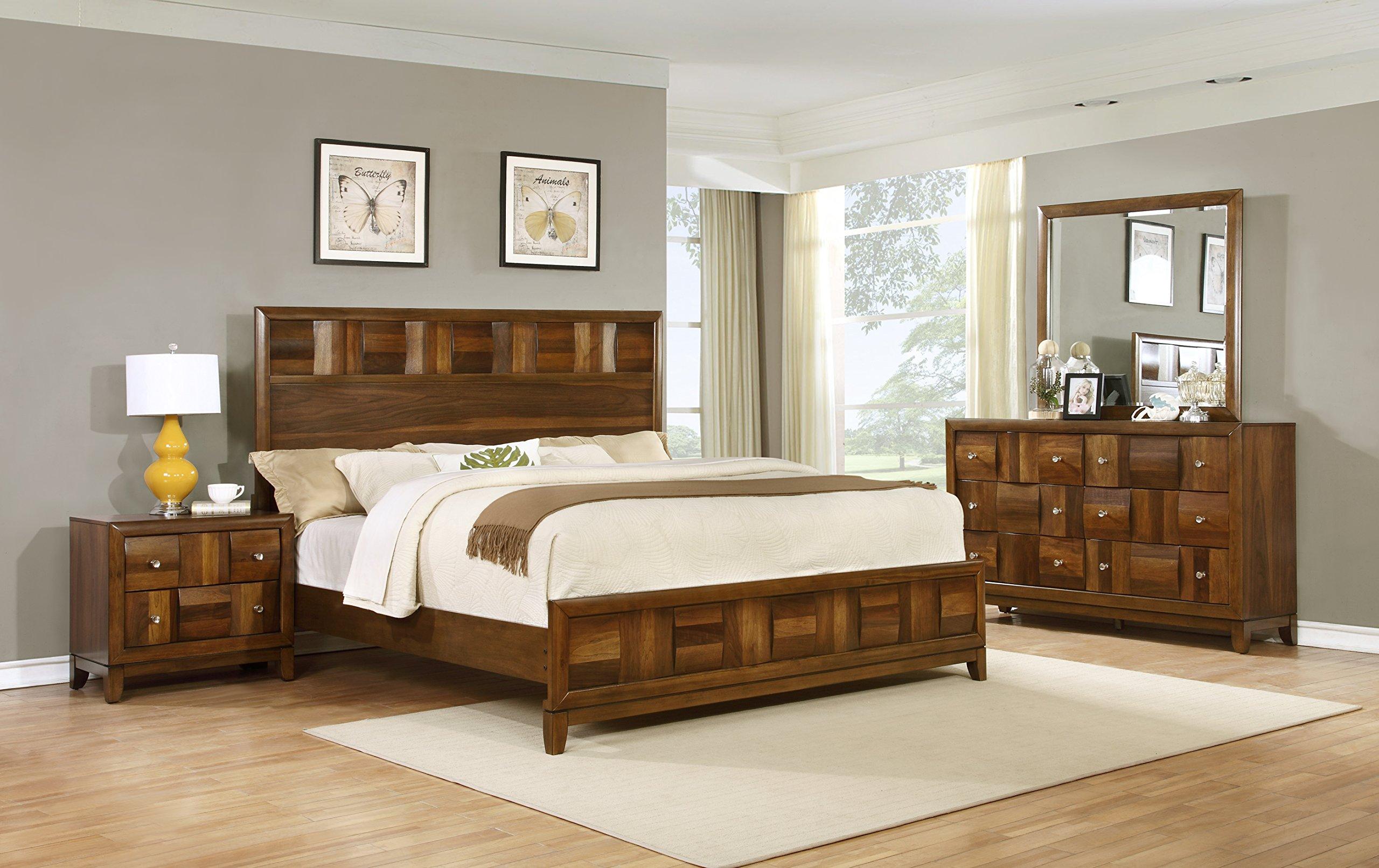 Buy New Chinese bedroom furniture, solid wood furniture, 1.8 meter ...