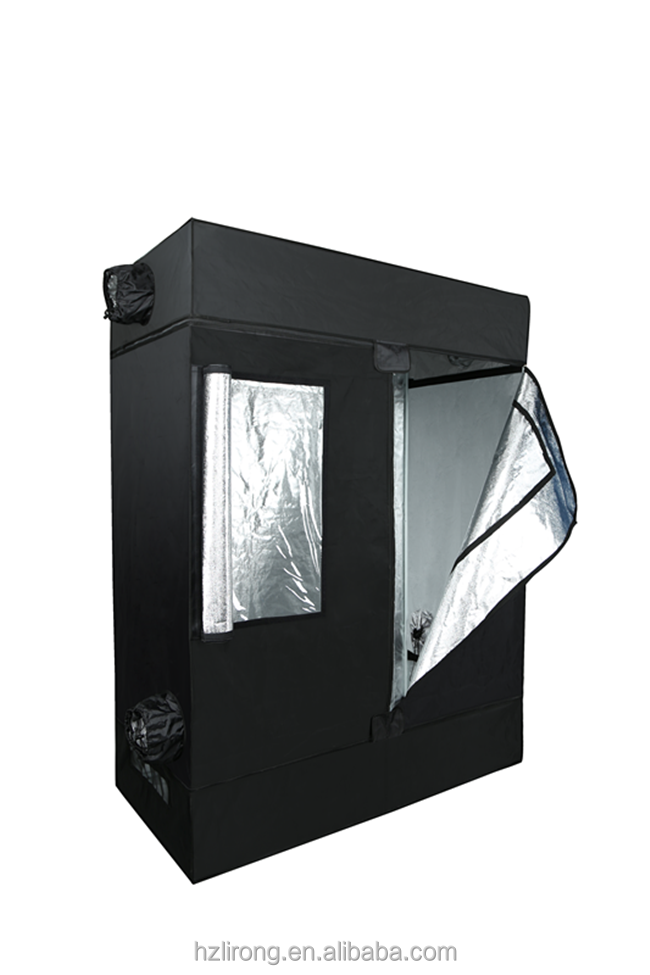 Popular Soiless and Hydroponic Garden indoor Natural Planting Mini Grow tent/Grow box On Sale