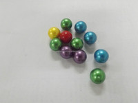 Characteristic printing on PEG paintballs for several vivid colors and can provide customization as choice