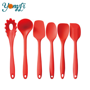 Silicone Kitchenware Name Of The Kitchen Tools