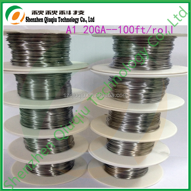 Best Selling!!! Top Quality Nichrome Wire 26ga 0.404mm,Flat Wire ...