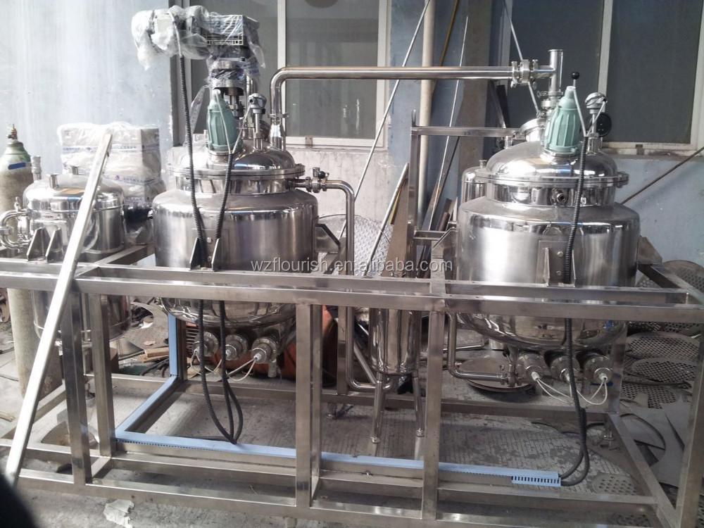Mini Dairy Processing Plant : Planta de processamento leite uht em pequena
