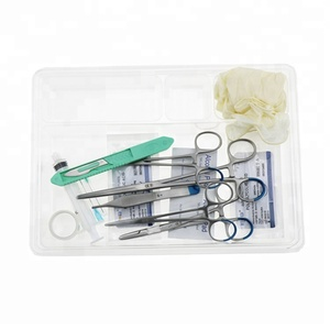 China Medical General Surgical Circumcising Instruments Set