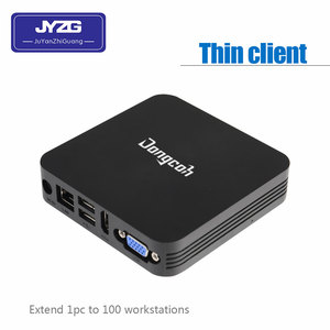 small linux thin client server RDP10.0 quad core 2.0GHZ zero client for school