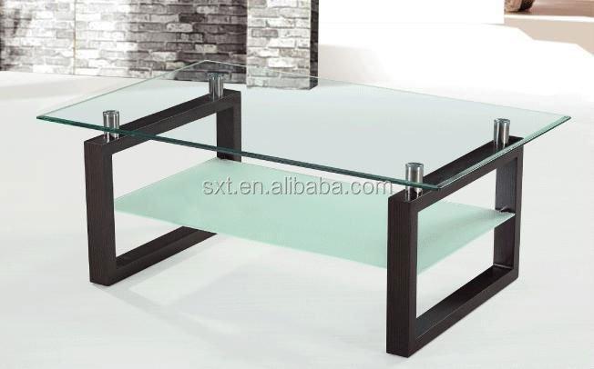 living room furniture modern wooden center table design with glass top buy wooden center table. Black Bedroom Furniture Sets. Home Design Ideas
