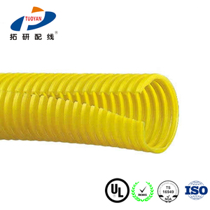 Electrical Wire PA PP PE Plastic Flexible Corrugated hose
