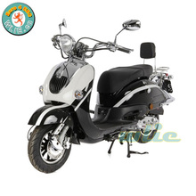 2019 Nuovo 50cc mopted ciclomotore scooter pedali Retro-2 50cc, 125cc (<span class=keywords><strong>Euro</strong></span> 4)