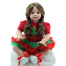 Hot Sale China Factory 24 Inch Real Looking Cheap Soft Silicone Baby Dolls for Sale