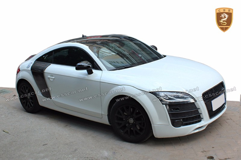 cf frp material perfect fitment r8 body kit for audi tt cheap auto parts online buy perfect. Black Bedroom Furniture Sets. Home Design Ideas