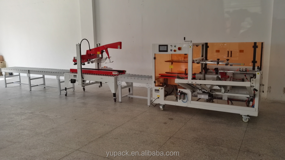 Best seller carton erector with superior quality and CE certficated