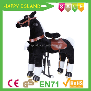 Hot running toys !! wooden rocking horse toy,rich toys rocking horse,mechanical horse toys