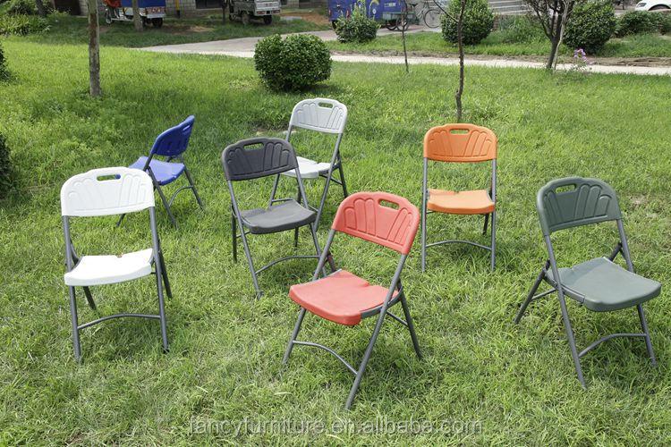 Sedie Di Plastica Usate : Commercio allingrosso bianco impilabile in plastica sedia