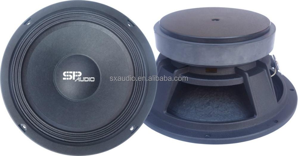 8inch Midrange Car Speaker Subwoofer Speaker Car Audio Subwoofer