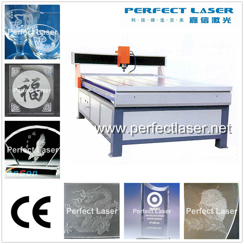 Plastic/Wood/ MDF/Plexiglas/Organic/Acrylic Wood Bead CNC Engraving Machine for hot sale