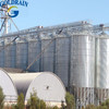 Corrugated stainless steel grain silo manufacturer